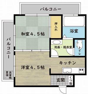 アーバン嬉野501号 間取図.jpg
