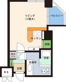 シティリゾート福間302号 図面.jpg